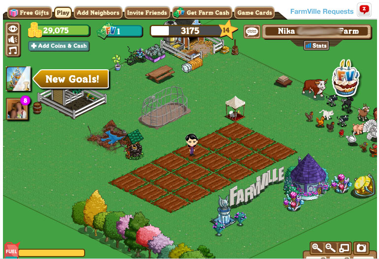 Don't You Think Farmville Rocks!