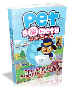 I Found an eBook That Gives Pet Society Secrets!!!